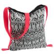 Chiemsee Sports & Travel Bags Black & White Umhängetasche 40 cm Produktbild