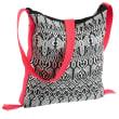 Chiemsee Sports & Travel Bags Black & White Umhängetasche 40 cm Produktbild Bild 2 S