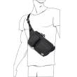 Jack Wolfskin Daypacks & Bags Upgrade Blend Bauchtasche 24 cm Produktbild Bild 3 S