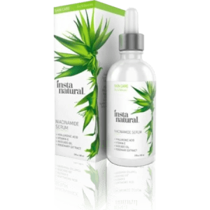 InstaNatural Niacinamide Serum - Facial Age Reducer