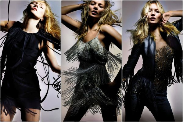 Kate Moss Topshop Spring 2014