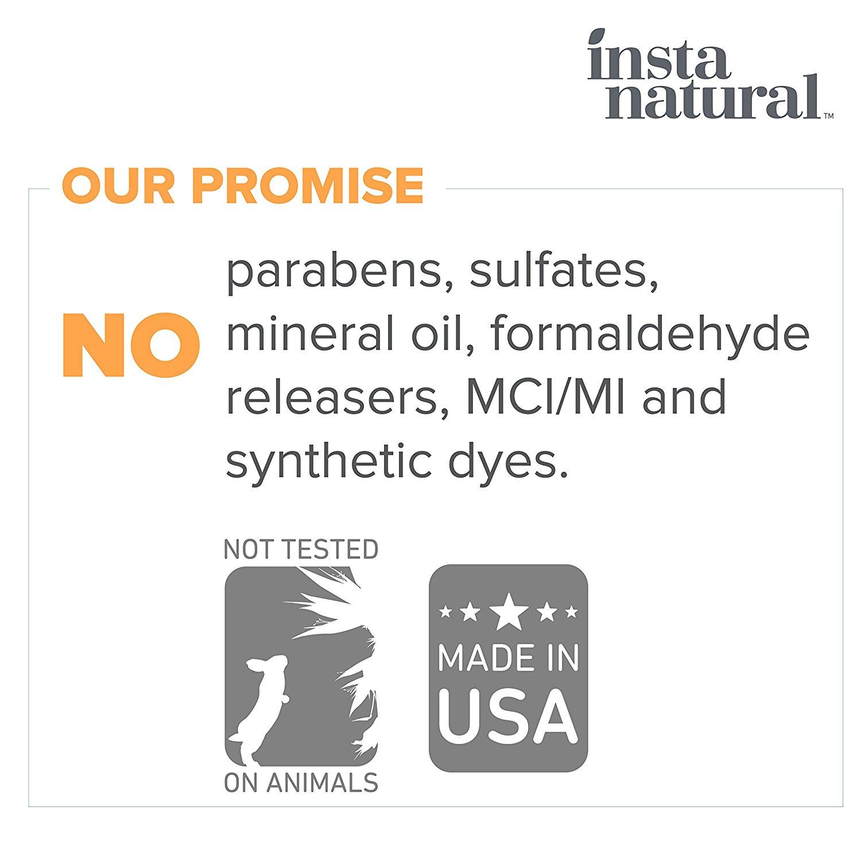 InstaNatural Niacinamide Serum - Facial Age Reducer Promises