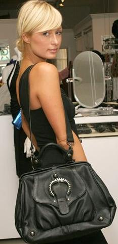 Punk Handbag Paris Hilton