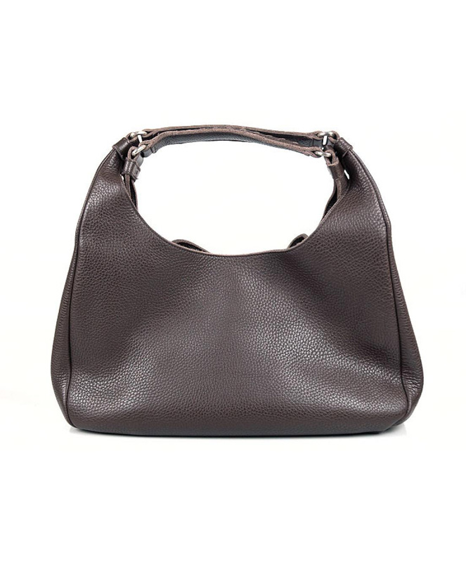 Buy Bottega Veneta Ebano Brown Catalano Calfskin Campana Hobo at KoKo Royale 92c2db79bd481