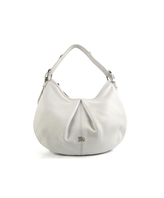 Burberry Malika Hobo Leather