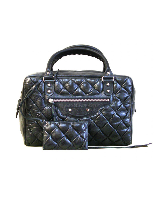 Balenciaga Quilted Matelasse