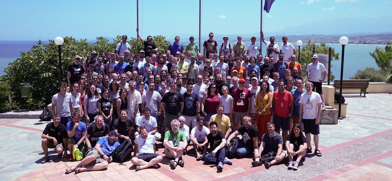Conference javaConference = new JCrete(