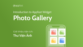 Introduction to Photo Gallery Widget