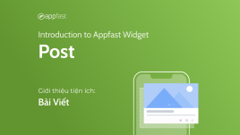 Introduction to Post Widget