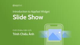 Introduction to Slide Show Widget