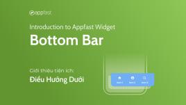 Introduction to Bottom Bar Widget
