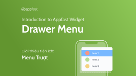 Introduction to Drawer Menu Widget