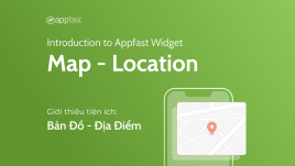 Introduction to Map - Location Widget