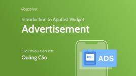 Introduction to Advertisement Widget
