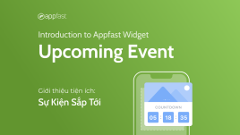 Introduction to Upcoming Event Widget