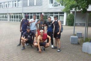 Die schnellste Gruppe in Metzingen
