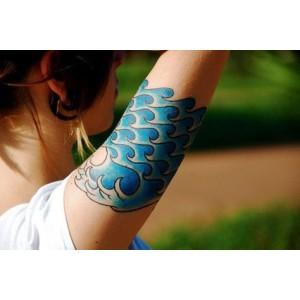 Inspire-se: Tatuagem de surf