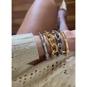 Bracelete Trabalhado Gucci