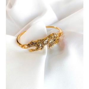 Bracelete leopardo