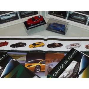 Coleção Carros de Sonho - Altaya