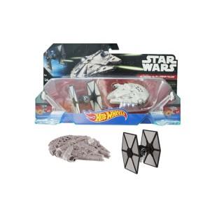 Star Wars Tie Fighter Millennium Falcon - CGW59