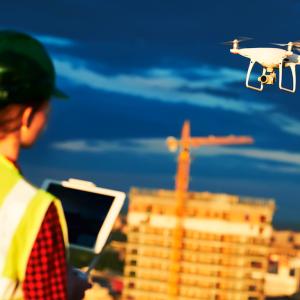As facilidades dos drones nos projetos de Construção Civil