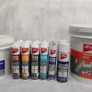 Soluções em adesivos: conheça a linha completa de produtos Afix