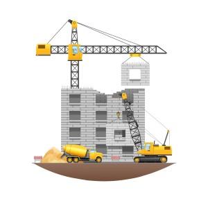 Conheça as técnicas utilizadas durante o processo de construção de uma edificação para evitar patologias