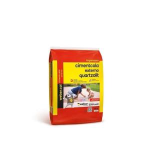 Cimentcola Externo Cinza AC2 20Kg