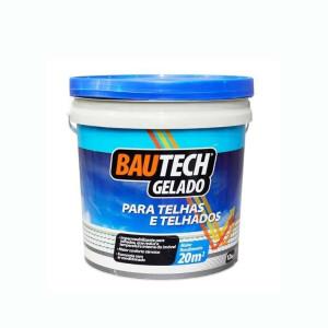 Bautech Gelado - Telhas e Telhados 12Kg