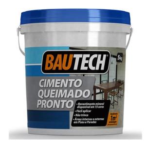 Bautech Cimento Queimado 5Kg