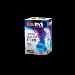 Bautech Tinta Acrílica Standard 500m 18L