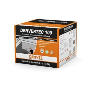 Impermeabilizante Denvertec 100 18Kg