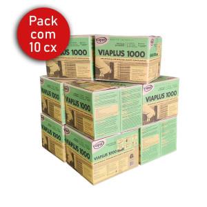 Pack com 10 Viaplus 1000 18Kg