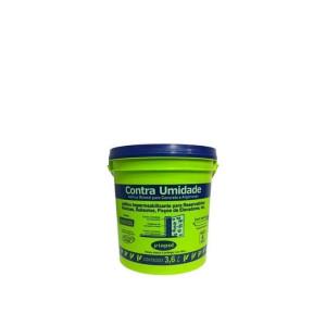 Aditivo Impermeabilizante Contra Umidade 3,6L