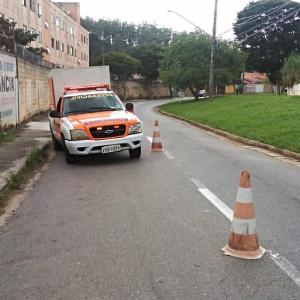Divulgação/Defesa Civil