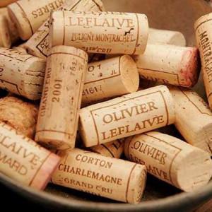 Os adoráveis Chardonnays de Olivier Leflaive