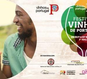 Vem aí: 2ª edição do Festival Vinhos de Portugal