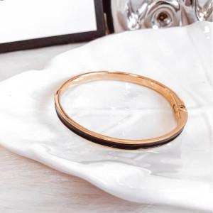 Bracelete Resinado preto