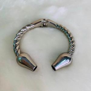 Bracelete Bico Prata