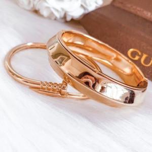 Bracelete Grosso Dourado