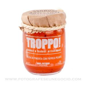 Fotografia de produto gastronômico para site