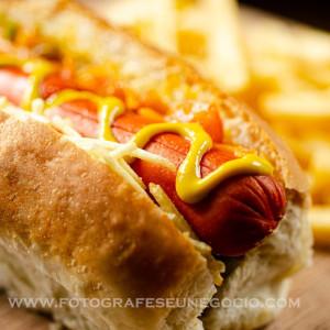 Ensaio fotográfico especial para o dia do Hot Dog