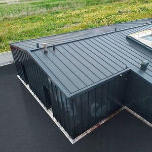 Por que trocar todo o telhado metálico se você pode recuperá-lo?