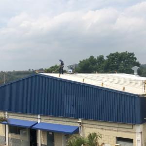 Impermeabilização de telhados à prova de falhas