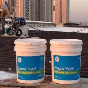 GE Enduris 3500: Solução para telhados de universidades