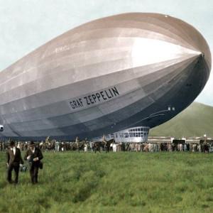 Zeppelins...a era glamourosa dos dirigíveis