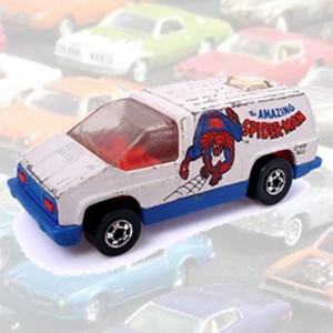 Spider-Man Van 2852 - 1979