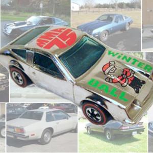 Chevy Monza 2+2 7671 - 1975