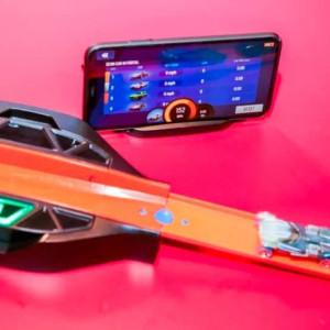 Carrinhos da Hot Wheels com chip NFC e conexão com smartphone
